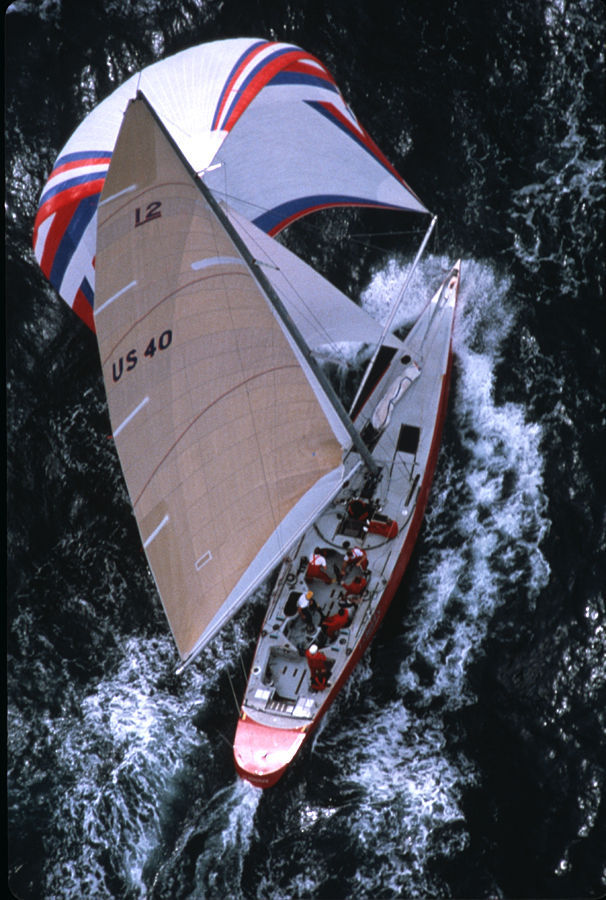 Liberty, Americas Cup - 1983