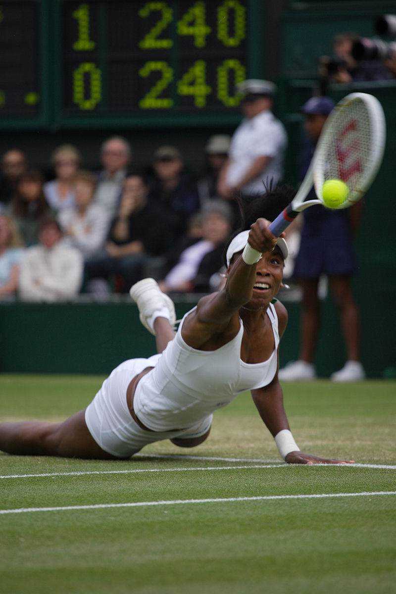 Venus Williams, 
