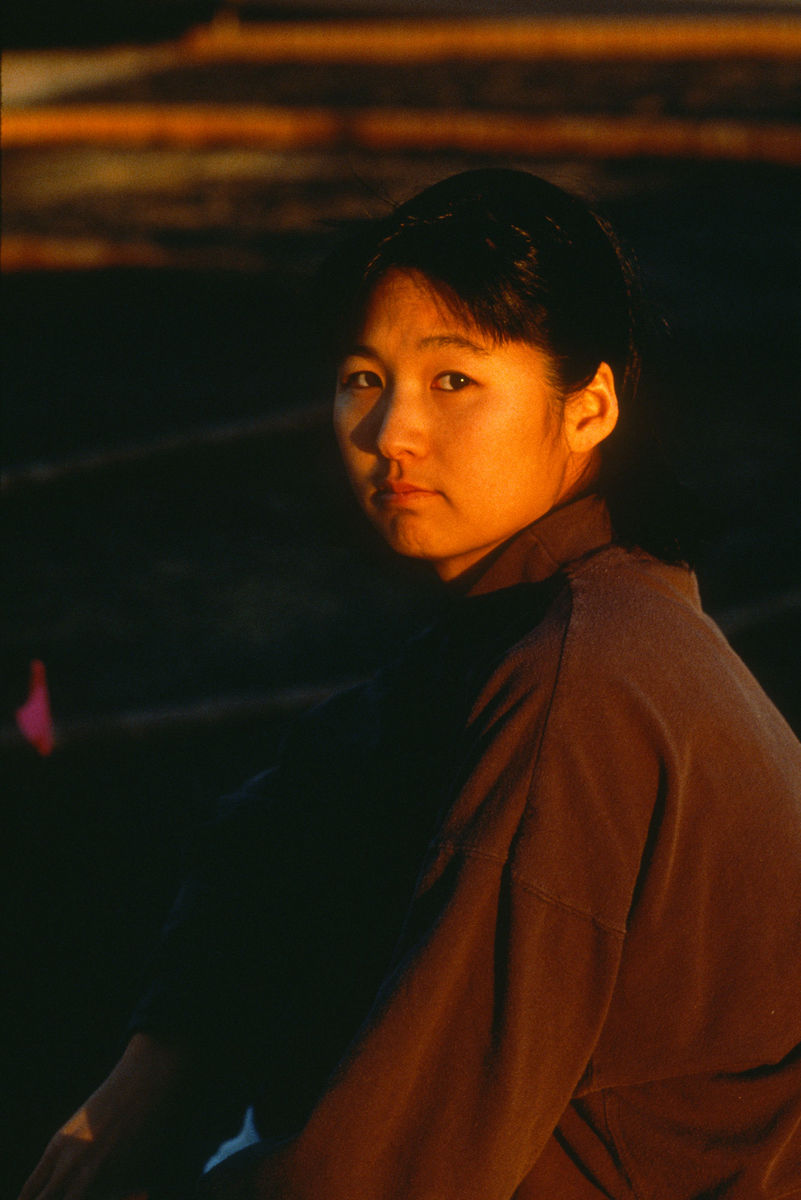 Portrait of Maya Lin
