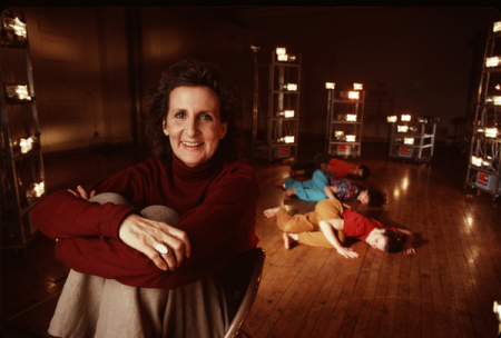 Trisha Brown, Soho, New York