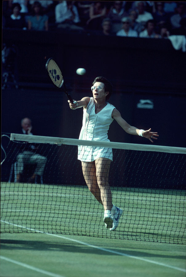 Billie Jean King, 