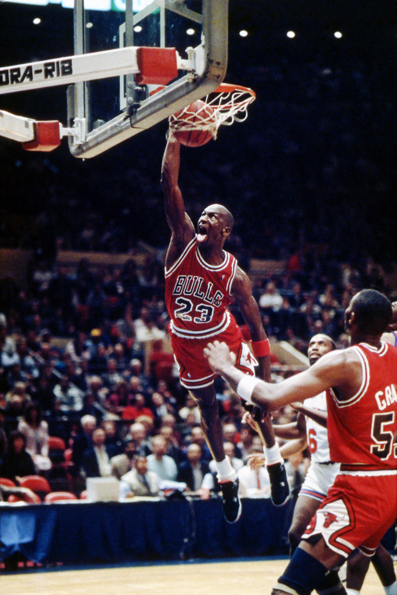 Michael Jordan, 