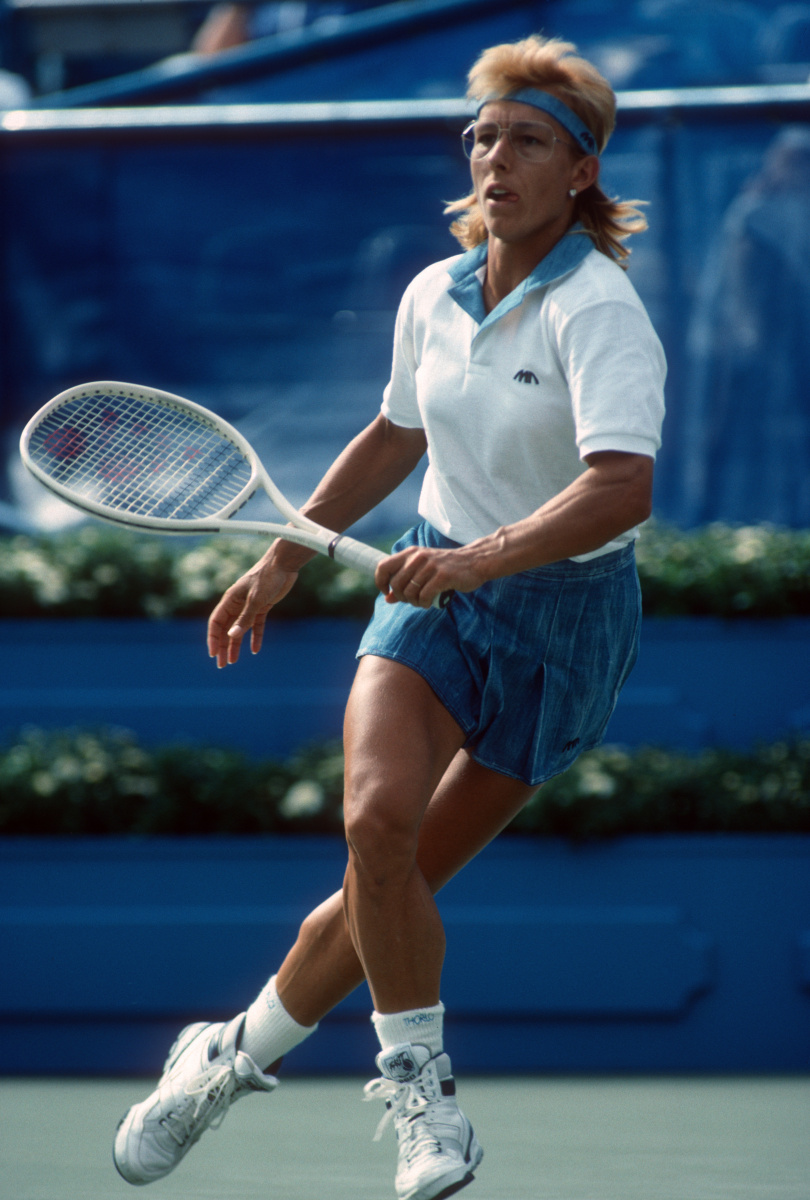 Martina Navratilova