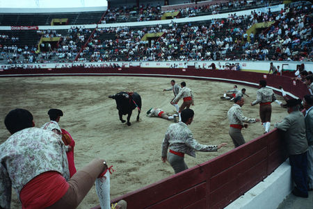 Bullfight, Sintra, Portugal