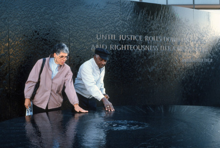 Civil Rights Memorial, Montgomery, Alabama